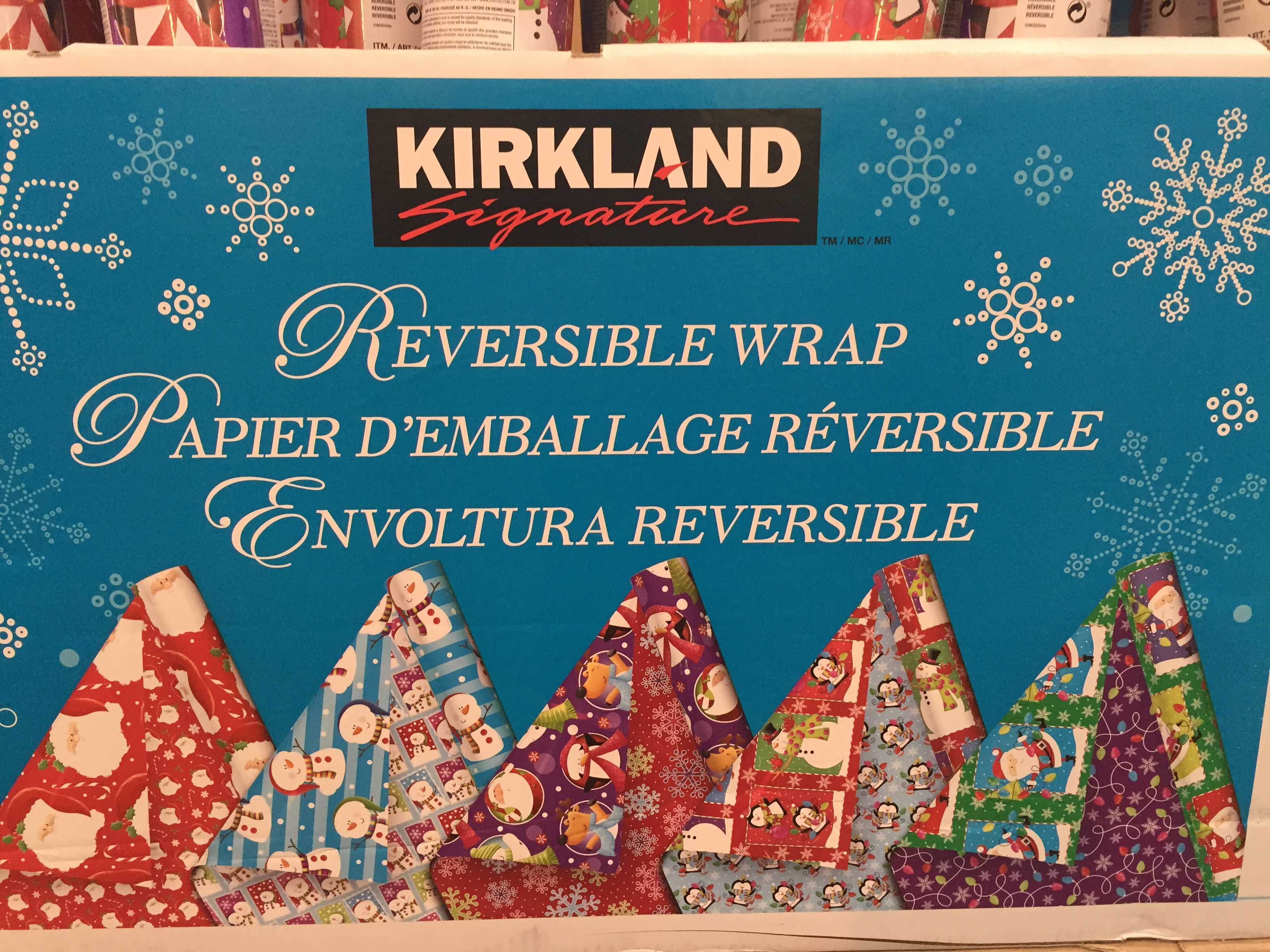 Has Costco Got Christmas Wrapped Up Daily Wrap