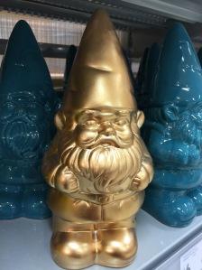 gold gnome