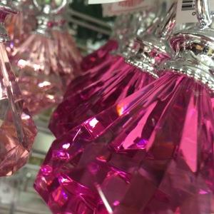 pink crystal