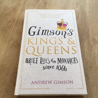 Gimson Book Kings and Queens