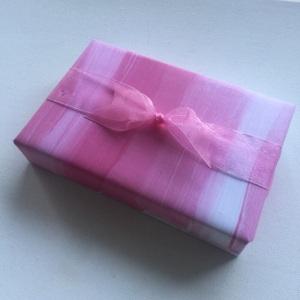 Pink Rainbow Box