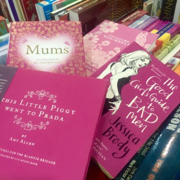 Lifeline pink books 2