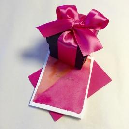 Tiffany Bow pink