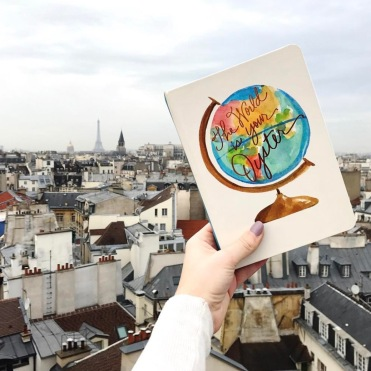 Greeting card from bydesigndesigns Paris