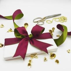 Costco Marsala and Olive Ribbon
